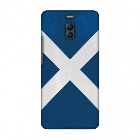 Love For Scotland Slim Hard Shell Case For Meizu Note 6