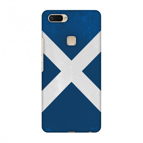 Love For Scotland Slim Hard Shell Case For Vivo X20 Plus