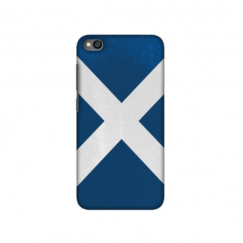 Love For Scotland Slim Hard Shell Case For Redmi Go