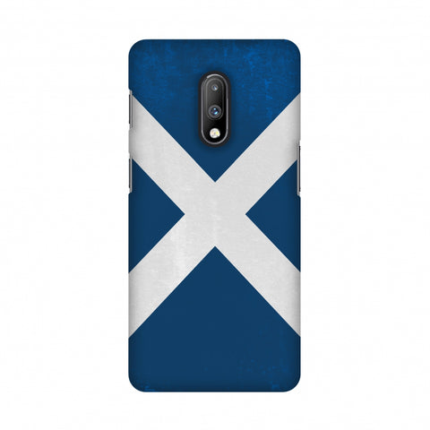 Love For Scotland Slim Hard Shell Case For OnePlus 7