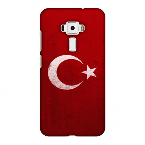Love For Turkey Slim Hard Shell Case For Asus Zenfone 3 ZE520KL