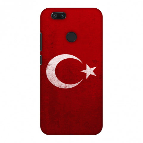 Love For Turkey Slim Hard Shell Case For Xiaomi MI A1-5X