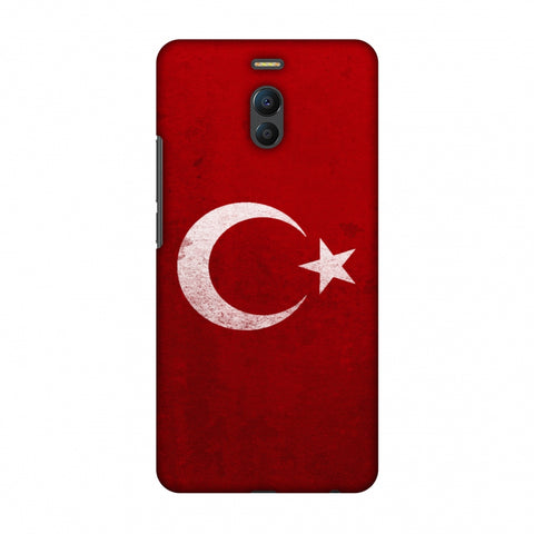 Love For Turkey Slim Hard Shell Case For Meizu Note 6