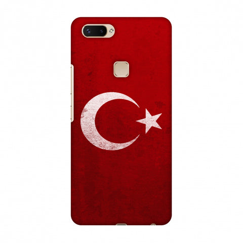 Love For Turkey Slim Hard Shell Case For Vivo X20 Plus