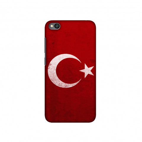Love For Turkey Slim Hard Shell Case For Redmi Go