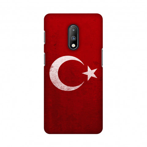 Love For Turkey Slim Hard Shell Case For OnePlus 7