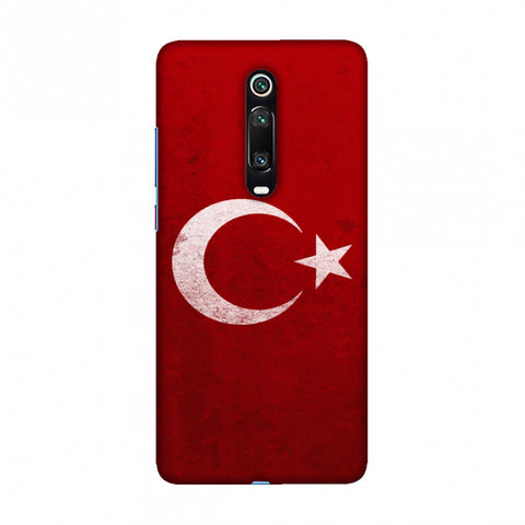 Love For Turkey Slim Hard Shell Case For Redmi K20/K20 Pro