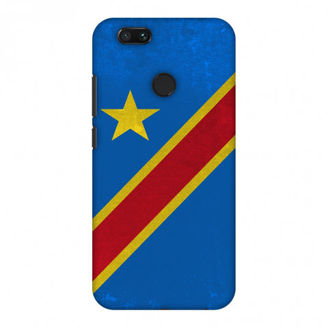 Love For Congo DR Slim Hard Shell Case For Xiaomi MI A1-5X