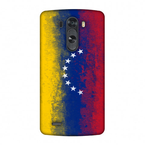 Love For Venezuela Slim Hard Shell Case For LG G4