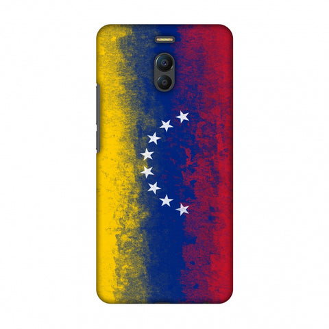 Love For Venezuela Slim Hard Shell Case For Meizu Note 6