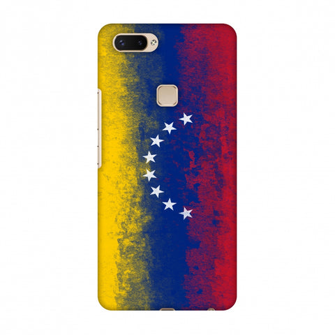 Love For Venezuela Slim Hard Shell Case For Vivo X20 Plus