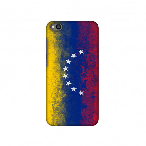 Love For Venezuela Slim Hard Shell Case For Redmi Go