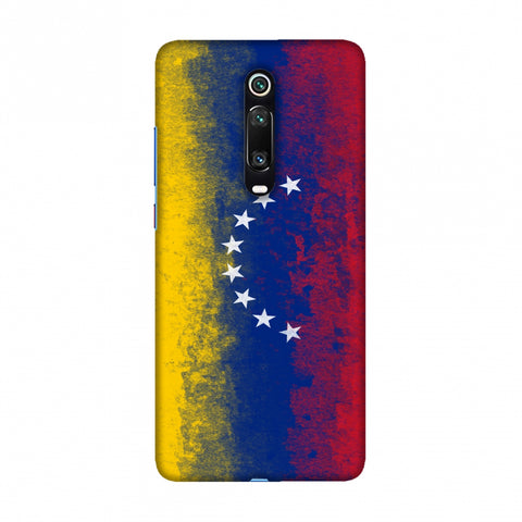 Love For Venezuela Slim Hard Shell Case For Redmi K20/K20 Pro
