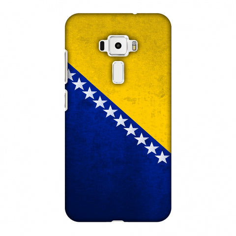 Love For Bosnia and Herzegovina Slim Hard Shell Case For Asus Zenfone 3 ZE520KL