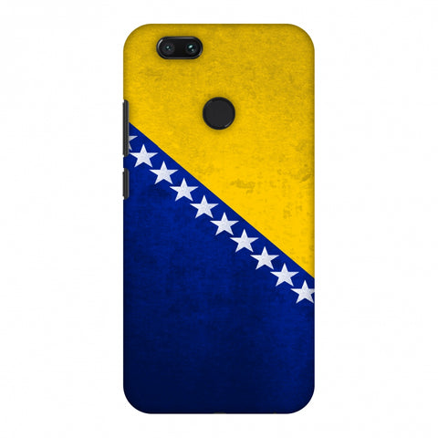 Love For Bosnia and Herzegovina Slim Hard Shell Case For Xiaomi MI A1-5X