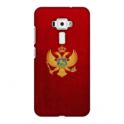 Love For Montenegro Slim Hard Shell Case For Asus Zenfone 3 ZE520KL