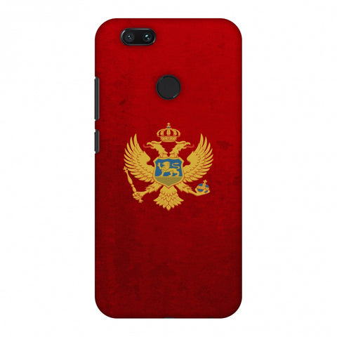 Love For Montenegro Slim Hard Shell Case For Xiaomi MI A1-5X