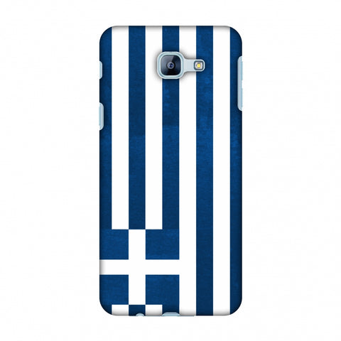 Love For Greece Slim Hard Shell Case For Samsung Galaxy A8 2016