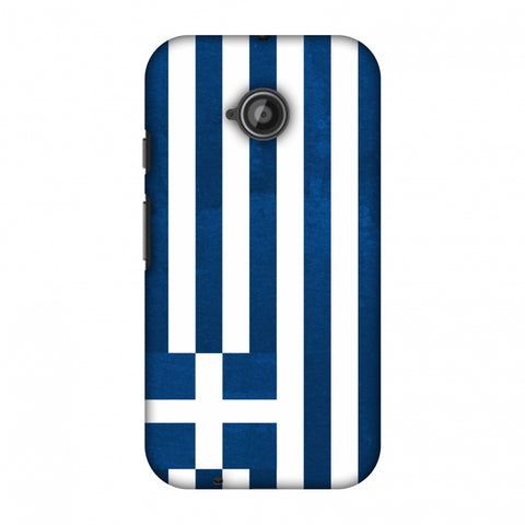 Love For Greece Slim Hard Shell Case For Motorola Moto E 2nd Gen