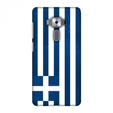 Love For Greece Slim Hard Shell Case For Asus Zenfone 3 Deluxe ZS570KL