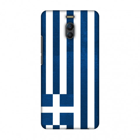 Love For Greece Slim Hard Shell Case For Meizu Note 6