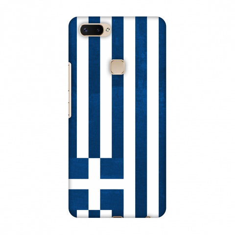 Love For Greece Slim Hard Shell Case For Vivo X20 Plus