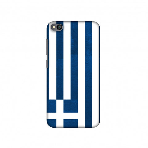 Love For Greece Slim Hard Shell Case For Redmi Go