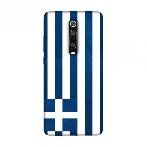 Love For Greece Slim Hard Shell Case For Redmi K20/K20 Pro