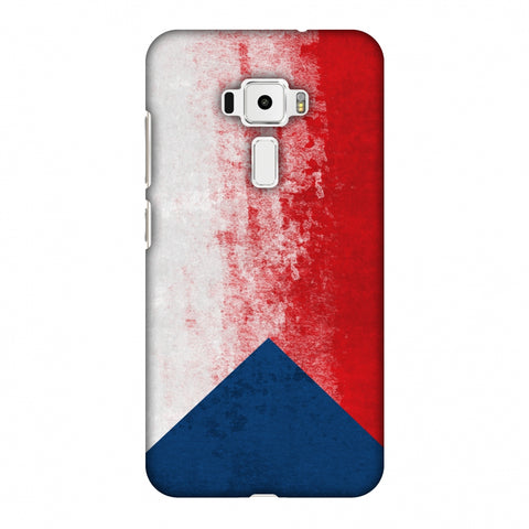 Love For Czech Republic Slim Hard Shell Case For Asus Zenfone 3 ZE520KL