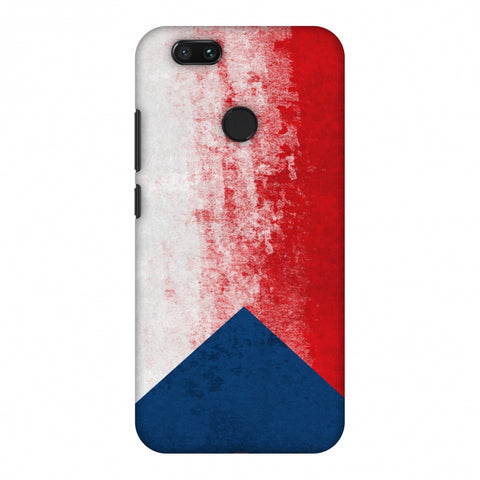 Love For Czech Republic Slim Hard Shell Case For Xiaomi MI A1-5X