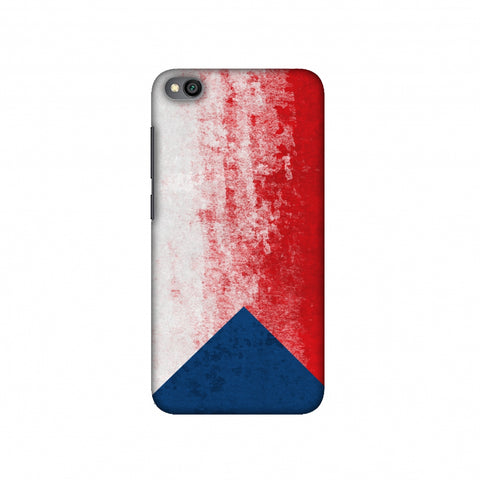 Love For Czech Republic Slim Hard Shell Case For Redmi Go