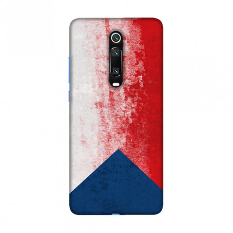 Love For Czech Republic Slim Hard Shell Case For Redmi K20/K20 Pro