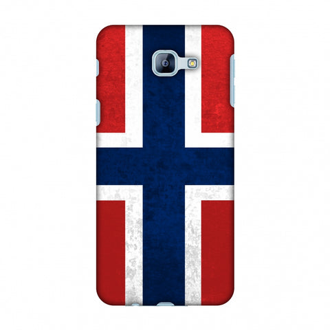 Love For Norway Slim Hard Shell Case For Samsung Galaxy A8 2016