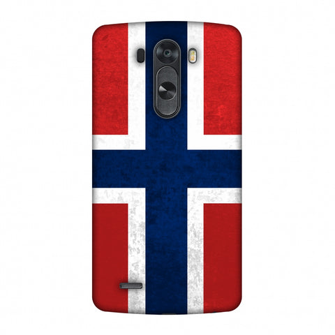 Love For Norway Slim Hard Shell Case For LG G4