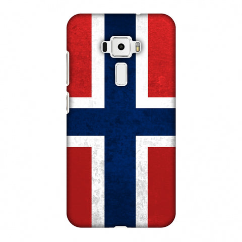 Love For Norway Slim Hard Shell Case For Asus Zenfone 3 ZE520KL