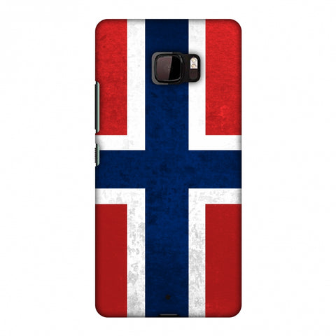Love For Norway Slim Hard Shell Case For HTC U Ultra