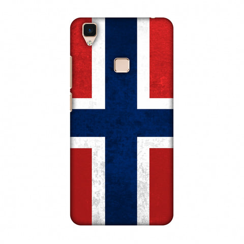 Love For Norway Slim Hard Shell Case For Vivo V3
