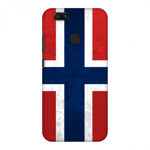 Love For Norway Slim Hard Shell Case For Xiaomi MI A1-5X