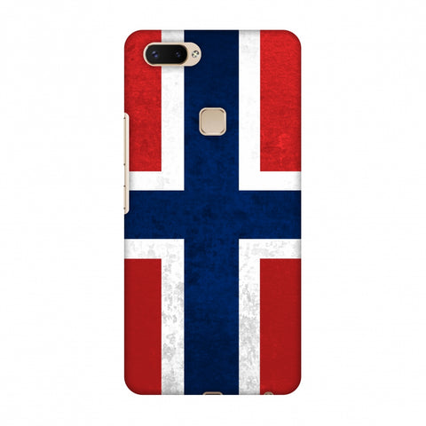 Love For Norway Slim Hard Shell Case For Vivo X20 Plus