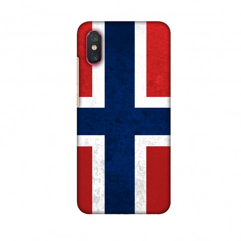 Love For Norway Slim Hard Shell Case For Xiaomi Mi 8 Pro