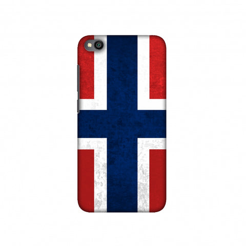 Love For Norway Slim Hard Shell Case For Redmi Go