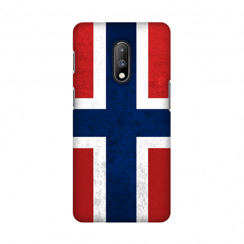 Love For Norway Slim Hard Shell Case For OnePlus 7