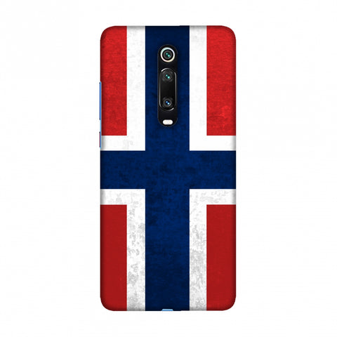 Love For Norway Slim Hard Shell Case For Redmi K20/K20 Pro