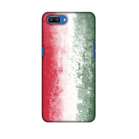 Love For Hungary Slim Hard Shell Case For Oppo Realme C1