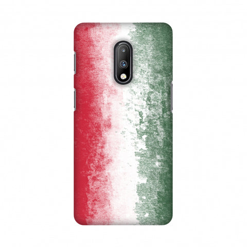 Love For Hungary Slim Hard Shell Case For OnePlus 7