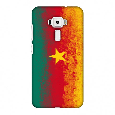 Love For Cameroon Slim Hard Shell Case For Asus Zenfone 3 ZE520KL