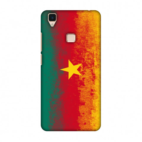 Love For Cameroon Slim Hard Shell Case For Vivo V3
