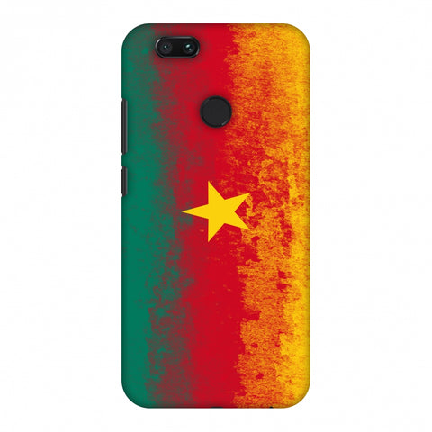 Love For Cameroon Slim Hard Shell Case For Xiaomi MI A1-5X
