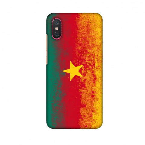 Love For Cameroon Slim Hard Shell Case For Xiaomi Mi 8 Pro