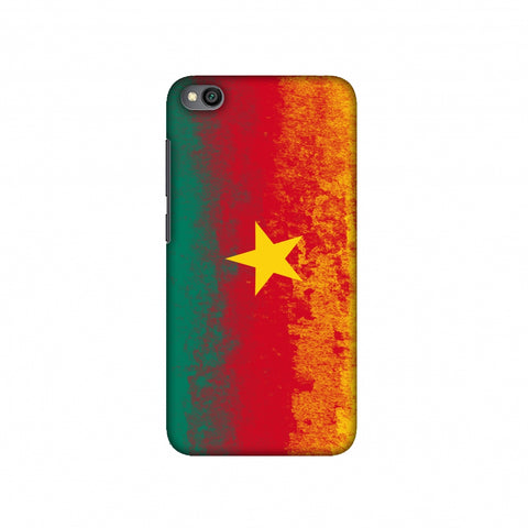 Love For Cameroon Slim Hard Shell Case For Redmi Go